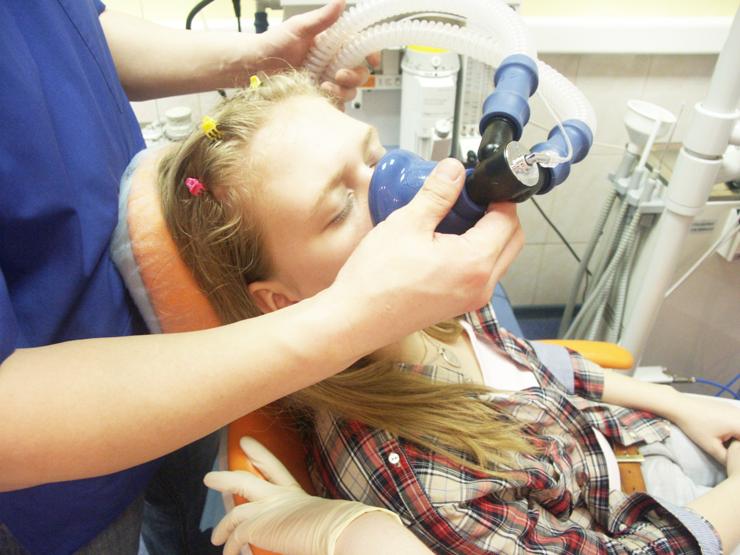лечение детей у стоматолога под общим наркозом