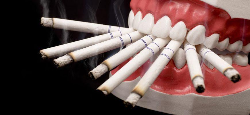 Курить или нет после того как зуб вырвали