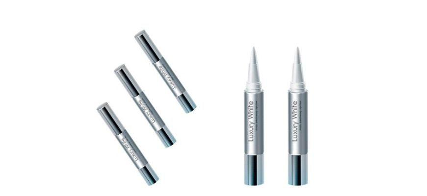 Luxury white pro карандаш для отбеливания зубов инструкция