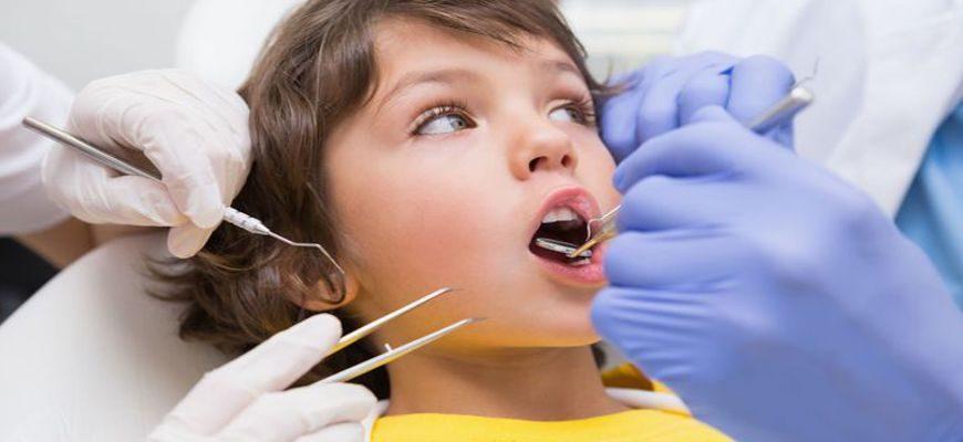 молочные зубы удалять из за свища или нет