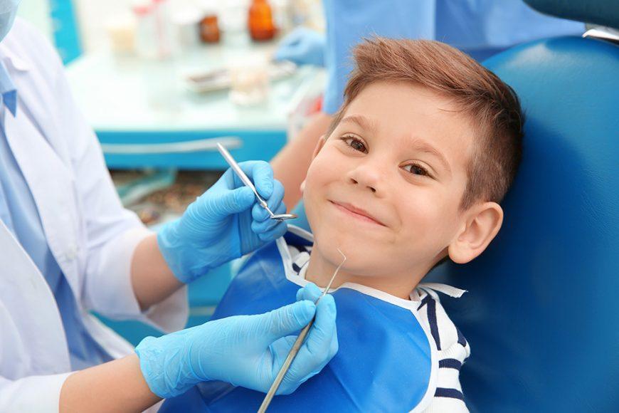 как снять страх у ребенка перед стоматологом
