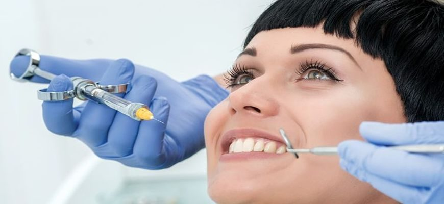 Анестезия без адреналина в стоматологии