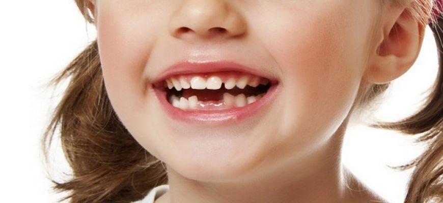 Меняются ли коренные зубы у детей