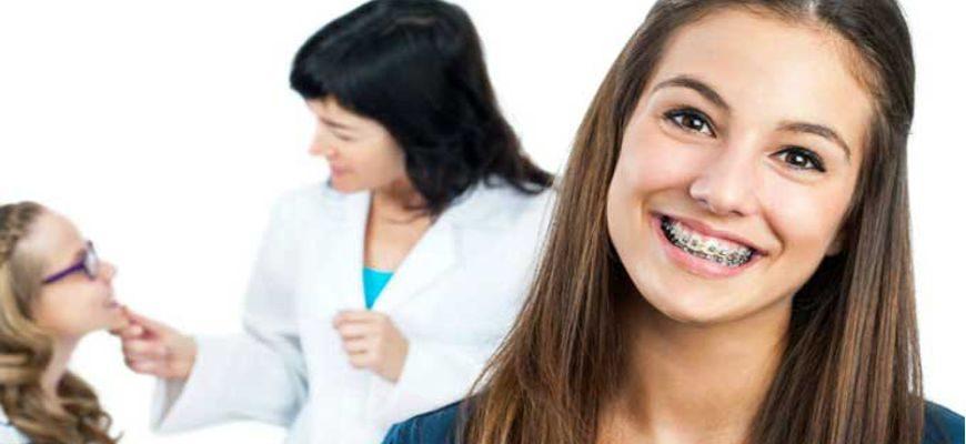 Можно ли ставить брекеты только на нижние зубы