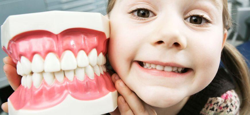 Удаление нерва из молочного зуба ребенка