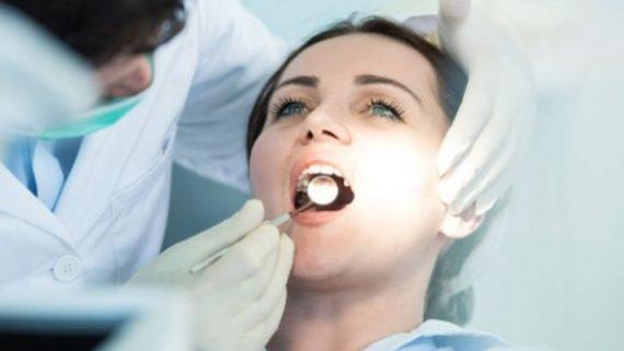 Уход за полостью рта зубами и зубными протезами